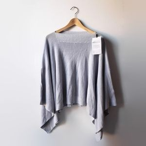 Lululemon Forward Flow Cape One Size Knit Cozy